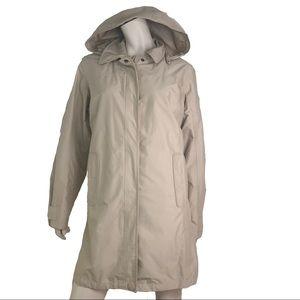 L.L. Bean Raincoat Jacket Trench